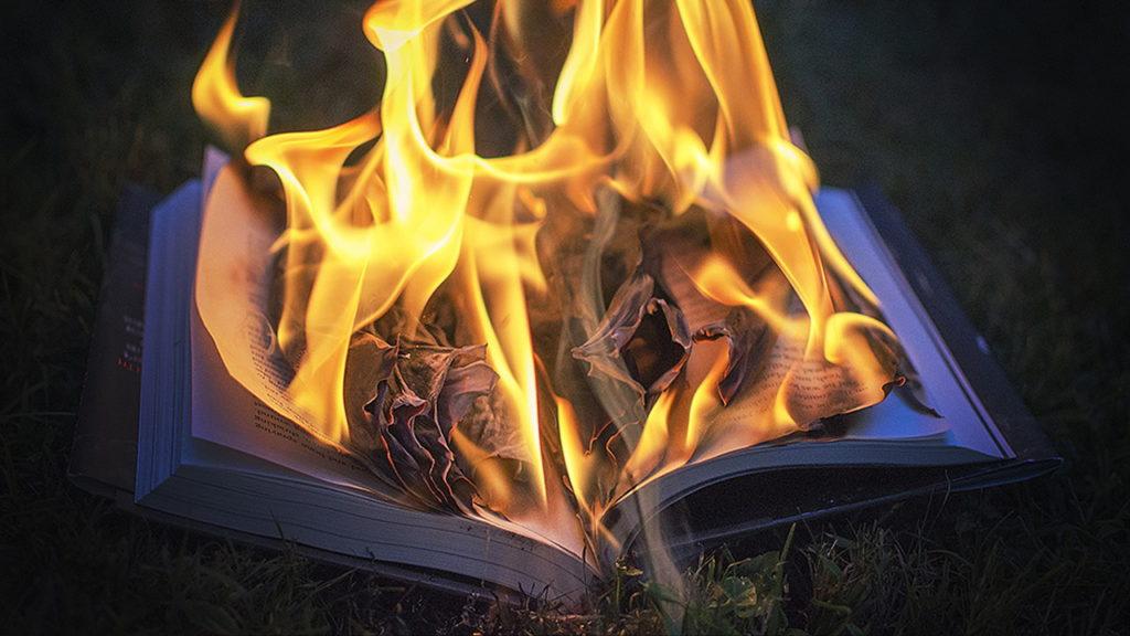 Hilfe! Mein Berichtsheft brennt!
